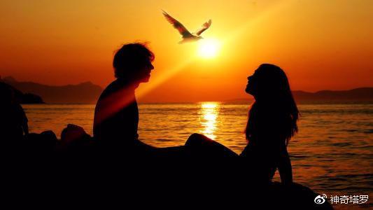 塔羅牌占卜:你們的愛情能夠堅持到永遠嗎?